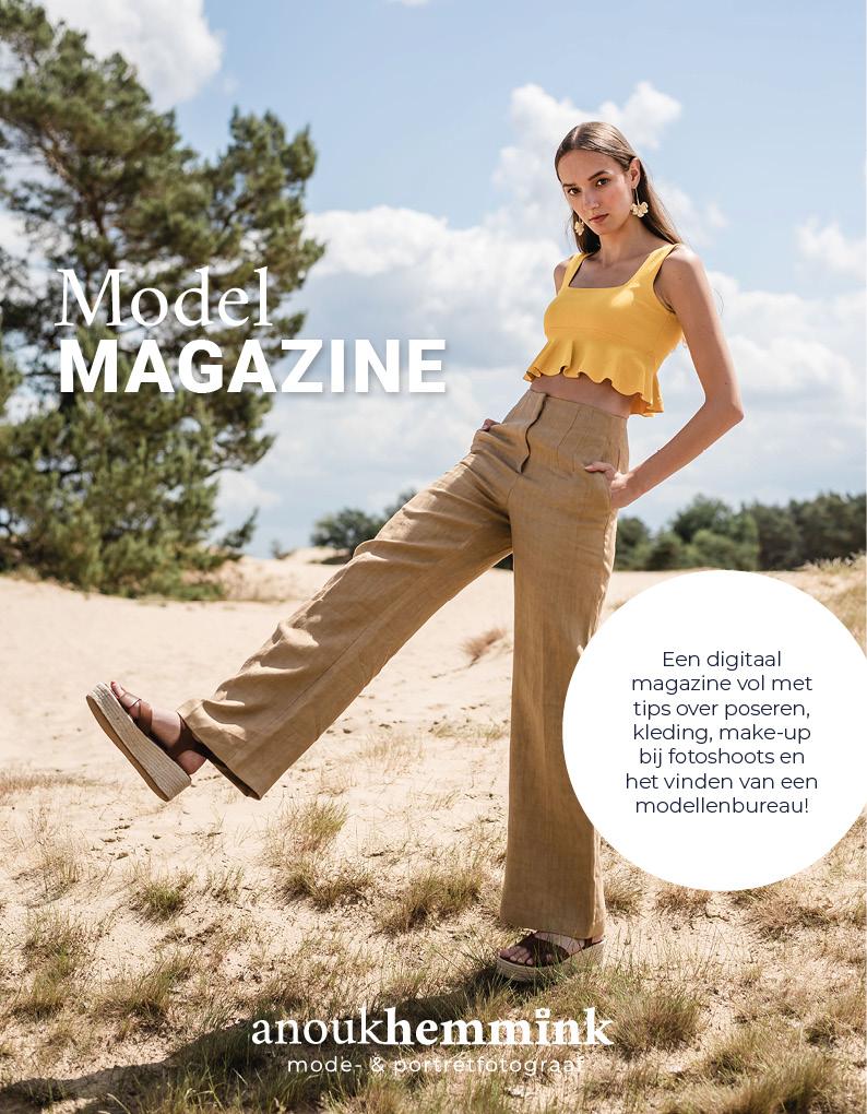 Gratis modelmagazine